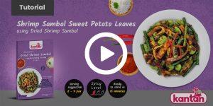shrimp-sambal-sweet-potato-leaves-tutorial