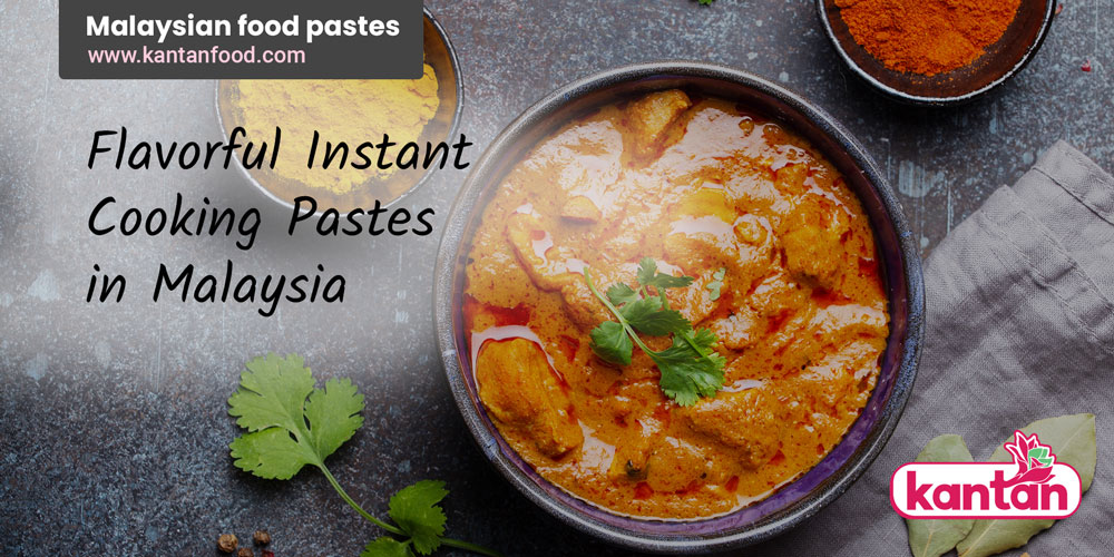 Flavorful Instant Cooking Pastes in Malaysia